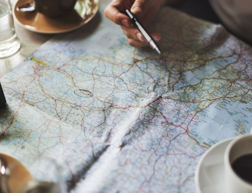 How to plan an around the world itinerary