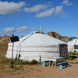 travel guide mongolia front