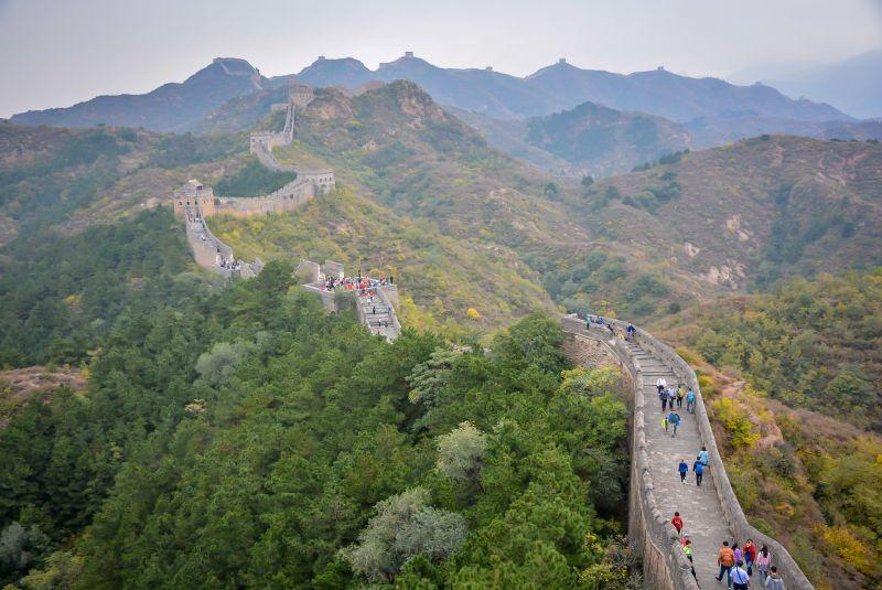 Chines wall Simathai Beijing