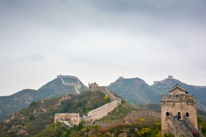 china beijing chinese wall