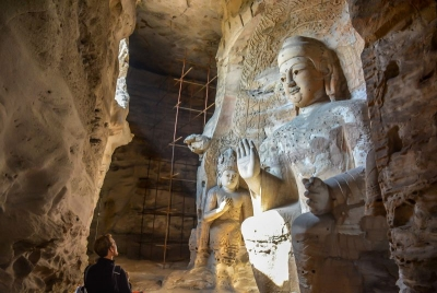 china datong yungang cave
