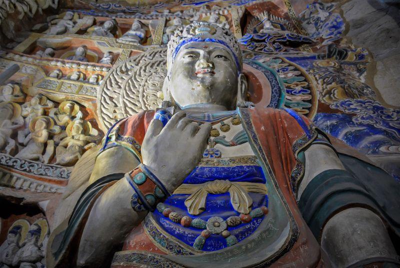 china datong yungang cave