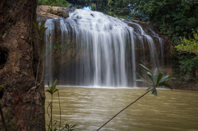 dalat vietnam prenn waterfall