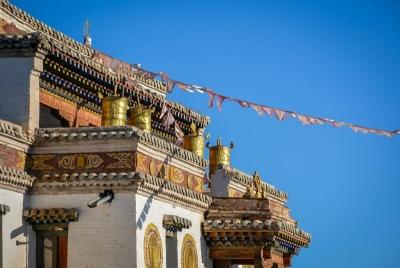 mongolia erdene zuu temple