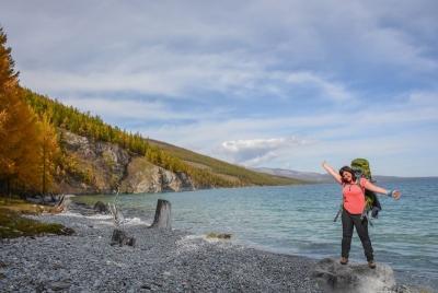 mongolia khovsgol lake hike