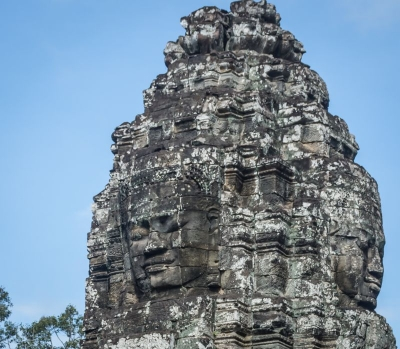 siem reap angkor wat bayon temple