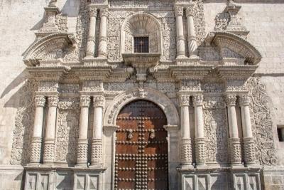 iglesia la compana arequipa