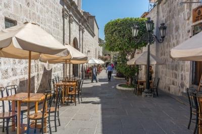 cozy street arequipa