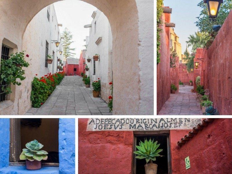 pictures arequipa monasterio santa catalina
