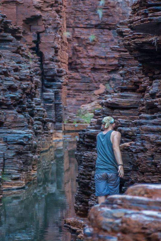 australia hancock gorge
