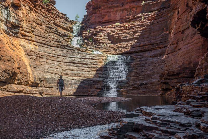 australia karijini gorge