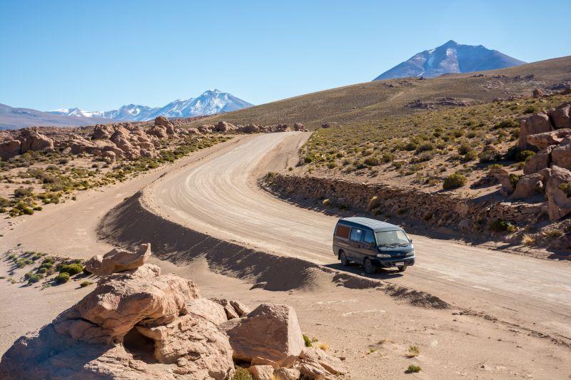 overlanding in Bolivia