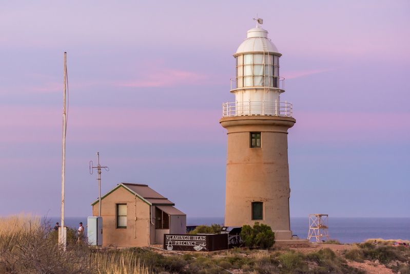 western australia vlamingh lighthouse