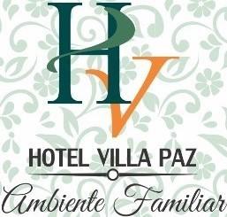 hotel villa paz logo colombia